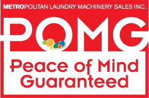 Metropolitan Laundry, Peace of Mind Guarantee