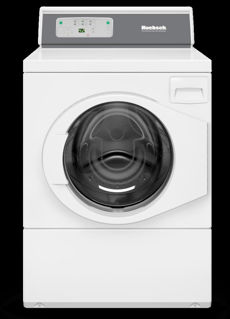 Huebsch OPL Light commercial Front-Load Washer