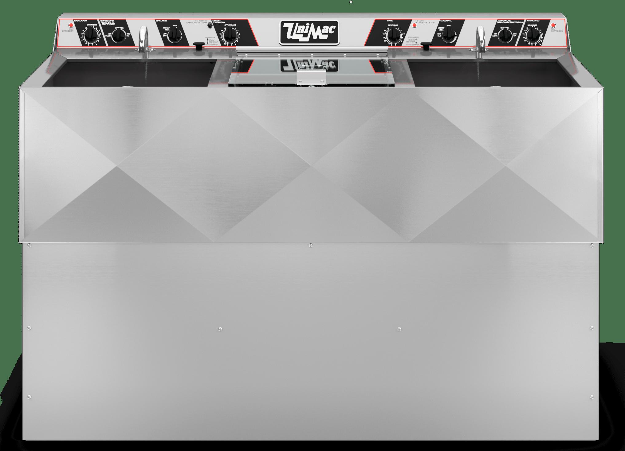UniMac Car Wash — Washer-Extractor