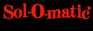 Solo-O-Matic Laundromat Furnishing Logo