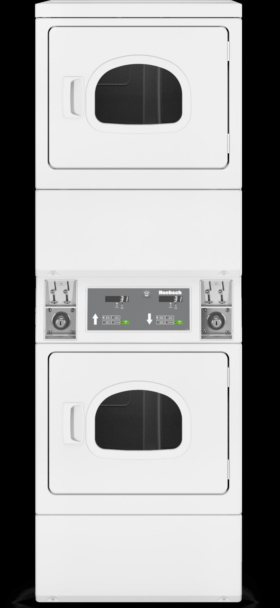 Huebsch Stacked Dryer