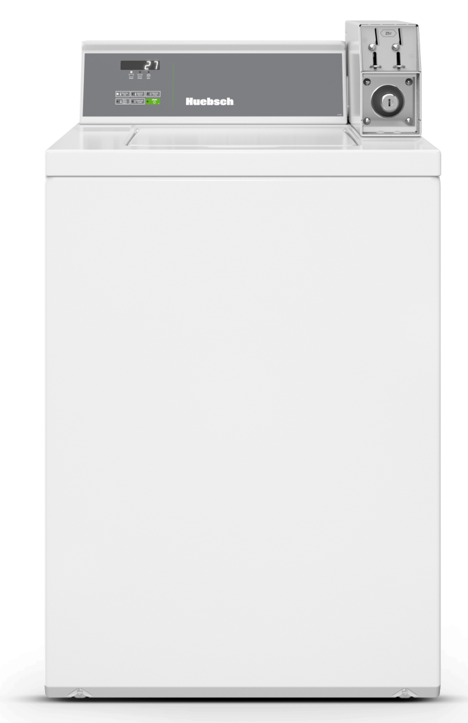 Huebsch Vended Top Load Washer for Multi-Housing