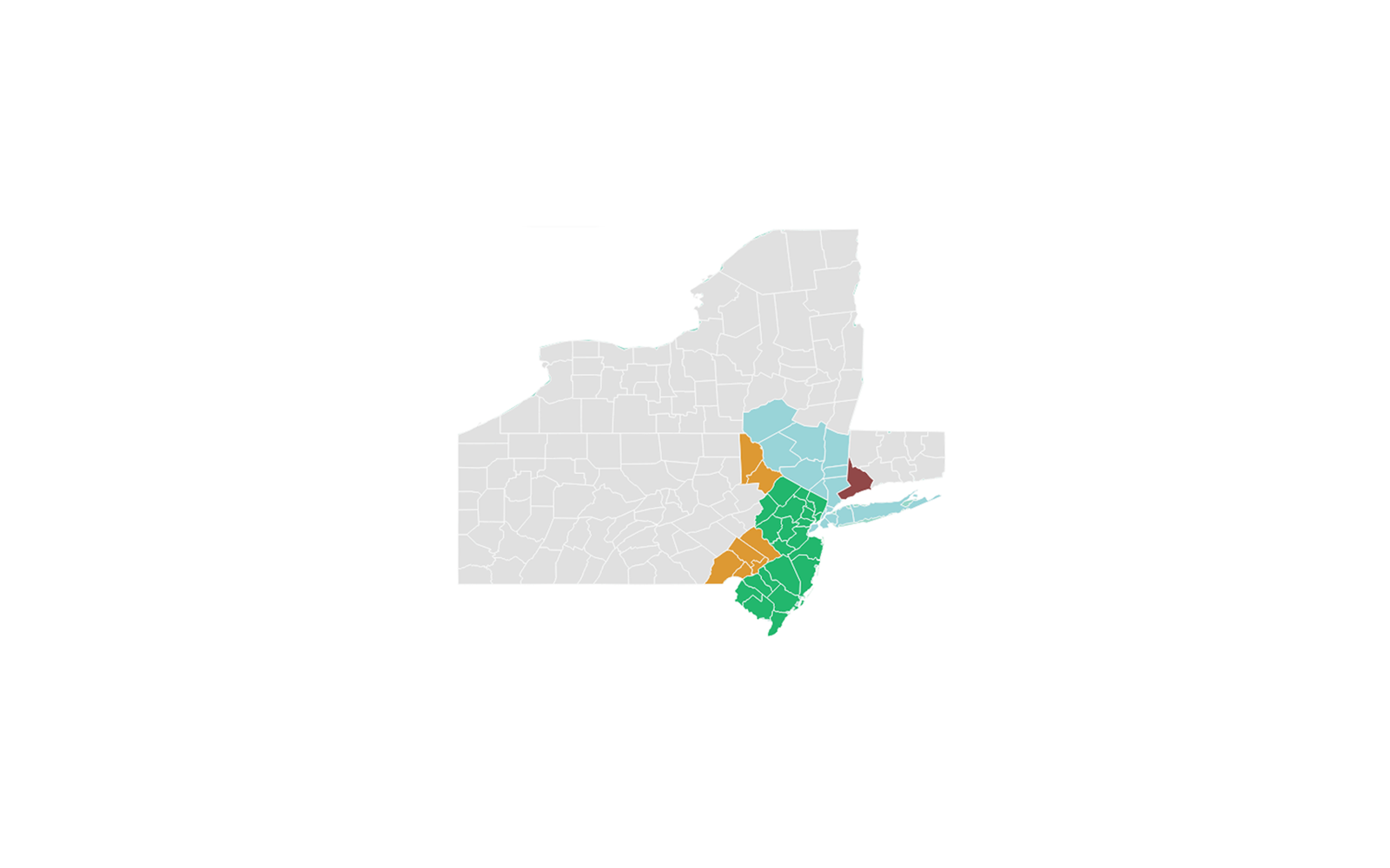 Metropolitan Machinery Provides Coverage Exclusive in New York, New Jersey, Connecticut, Pennsylvania, and Delaware.